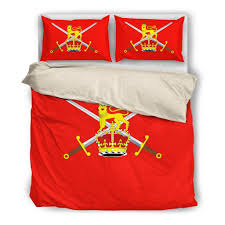 British Flag Bedding British Army Duvet Cover 2 Pillow Cases U2013 Military Gifts Direct