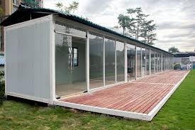 bureau préfabriqué économique modulaire c maison bureau préfabriqué et hébergement