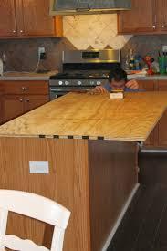 Tile Kitchen Countertops Ideas Wood Kitchen Countertops Free Home Decor Oklahomavstcu Us