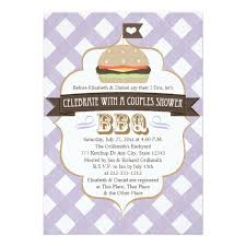 couples wedding shower invitations bbq couples wedding shower invitation card
