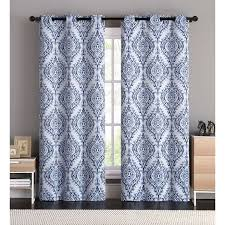 Easy Blackout Curtains Vcny Overstock Exclusive Blackout Curtain Panel Pair 96