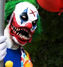 Clown Costumes Halloween Killer Clown Mask Prosthetic Scary Clown Mask Prosthetic Scary