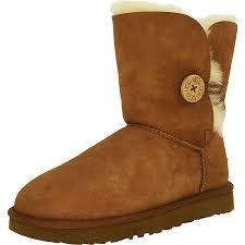 s ugg bailey boots ugg s bailey button ii high top sheepskin boot ebay