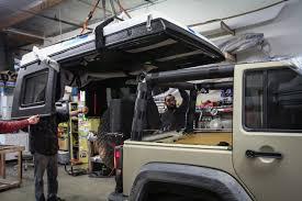 my jeep wrangler jk ursa minor j30 pop up cer the road chose me