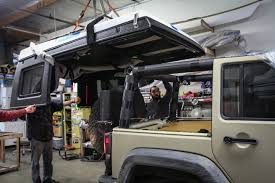 overland jeep tent ursa minor j30 pop up camper the road chose me