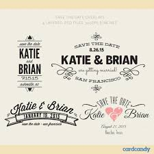 free save the date cards digital save the date card overlays diy save by cardcandydotcom
