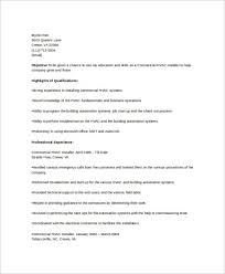 Hvac Resume Autocad Manager Cover Letter