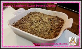 thanksgiving receipe amy u0027s southern sweet potato crunch thanksgiving recipe youtube