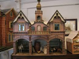 Build A Doll U0027s House by 100 Best Dolls Houses Images On Pinterest Dollhouses