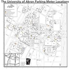 Indiana University Map Maps The University Of Akron