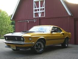1969 Black Mustang 1969 Yellow U0026 Matte Black Ford Mustang Mach 1 For Sale Photos