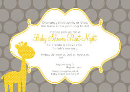free baby shower printables invitations color baby shower invite templates