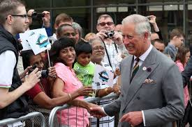 where does prince charles live prince charles jokes about slow arrival of his first grandchild as