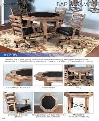 sunny designs puebla bar u0026 game room furniture with prices