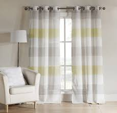 curtains yellow and gray curtain panels designs gray drapery