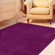 tappeti design moderni olivoshop tappeto moderno di design mod eternity 75x180 viola