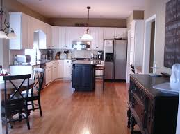 kitchens without islands kitchen makeover i love you paint crazy wonderful