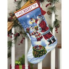 Free Cross Stitch Christmas Ornament Patterns Amazon Com Dimensions Needlecrafts Dimensions Holiday Glow
