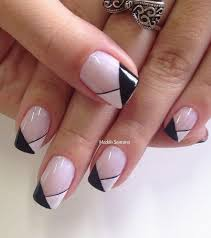 35 splendid french manicure designs classic nail art jazzed up