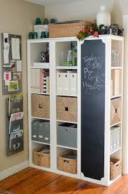 Ikea Wall Unit Hack Family Command Center Family Command Center Ikea Kallax And