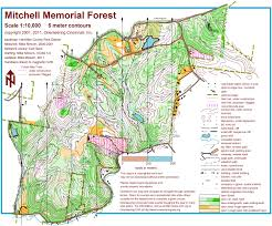 Map Of Usa With Compass Trol 3 10 Mitchell Memorial Forest Miamitown Oh February 19th