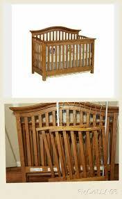 Babi Italia Pinehurst Convertible Crib Babi Italia Pinehurst Convertible Crib Tea Stain Baby In
