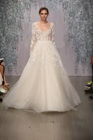monique lhuillier bridal monique lhuillier fall winter 2016 bridal collection aisle perfect