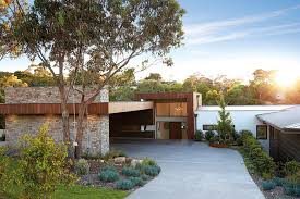 Split Level Designs by Building Split Level Homes On A Sloping Block Melbourne Latitude