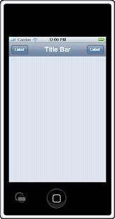 iphone blank template gui design gallery iphone contacts application caretta software