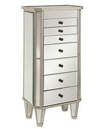 Jewelry Cabinet Mirror Jewelry Armoire U2013 Mirror U0026 Modern Style