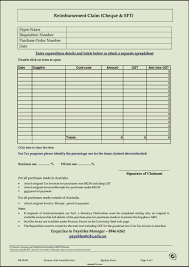 petty cash claim form template update234 com vawebs