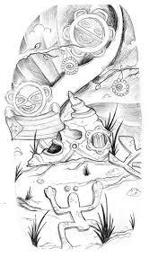 taino sol coqui cemi by onkelmaui d5yuf0h jpg 400 650 artworks
