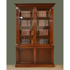Mahogany Bookcases Uk Magnificent Huge Beautifully Figured Mahogany William Iv Antique