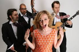 Song Swing From The Chandeliers The Chandeliers Pop Swing U0026 Jazz Band London Live Band Hire