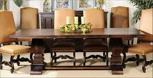 Aishni Home Furnishings Grand Castle Dining Table Wayfair - Castle dining room