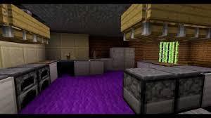 minecraft küche bauen minecraft moderne küche mit redstone