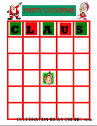 printable christmas bingo cards pictures free christmas bingo printable santa bingo