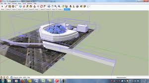 upload building from sketchup into google earth youtube