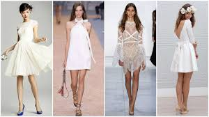 6 best short wedding dresses for that special day the trend spotter