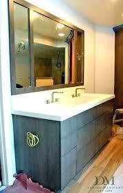 trough sink two faucets double faucet trough sink flatworld me