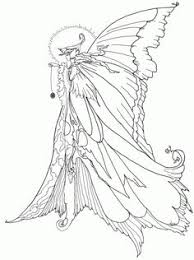 coloring pages adults fairy u0026 mermaid blog free