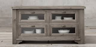 kitchen island u0026 console collections rh