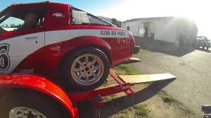 mazda rx7 race car 1979 1st gen youtube