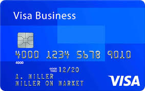 What Is Business Credit Card A Visa Card