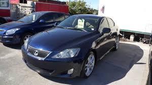 lexus is 250 new price 2006 lexus is 250 wholesale price 11 900 jacksonville auto