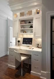 Built In Desk Ideas For Home Office Desk In Kitchen Best 25 Built Ideas On Pinterest Office Nook