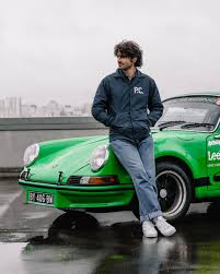 porsche 911 viper green the pleasure of driving a racing porsche olivier and his 1973 911
