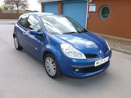 clio renault 2003 used renault clio and second hand renault clio in leeds
