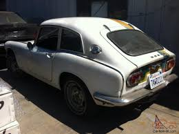 honda s800 s800 coupe 1967