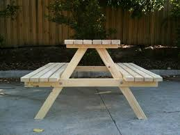 Kids Outdoor Picnic Table Amazing Of Outdoor Wooden Table And Chairs Kids Outdoor Furniture